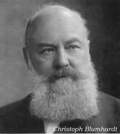 Christoph Friedrich Blumhardt (1842-1919)